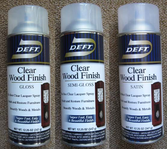 deft wood finish
