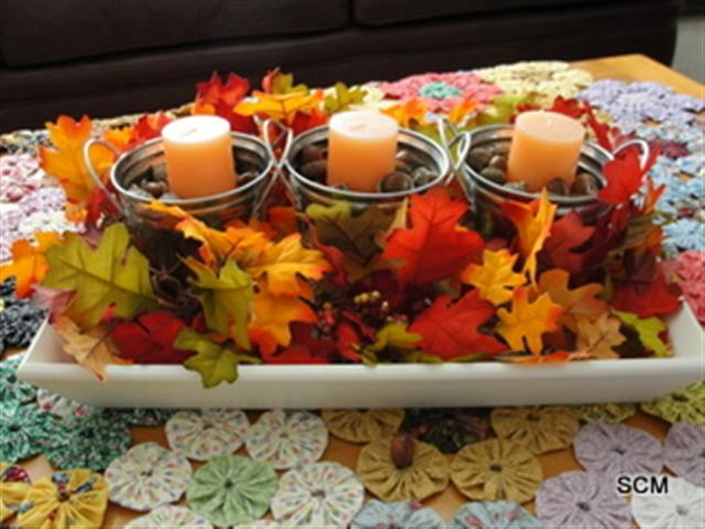 great ideas thanksgiving edition my blog - Thanksgiving Centerpieces Ideas
