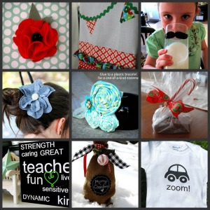 Homemade gift ideas linky party my blog for Diy gift ideas for women
