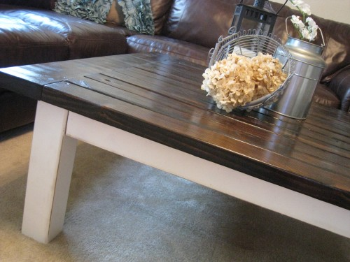 Coffee Table Diy Ideas