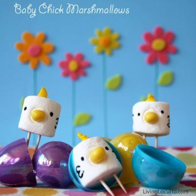 Easter ideas my blog 20 great easterspring ideas via pinterest negle Gallery