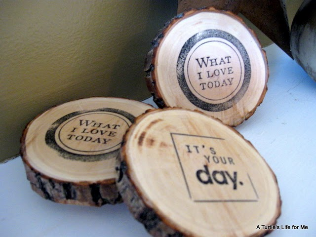 Great ideas favorites 2 my blog for Homemade coaster ideas