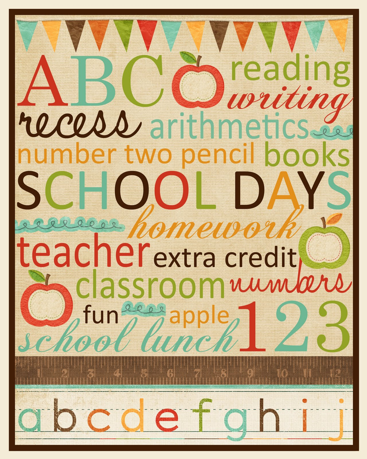 Classroom Ideas Back To School ~ Back to school projects my