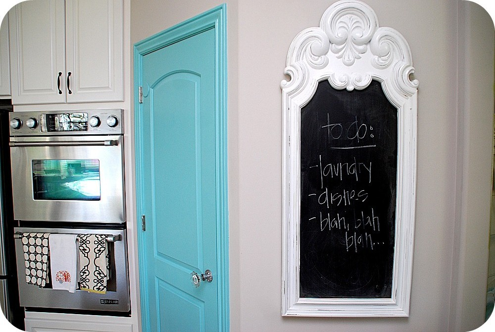Decorative Kitchen Chalkboards
